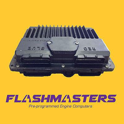 Flashmasters 2003 GMC Sierra Engine Computer 12582605Programmed to Your VIN ECM PCM ECU