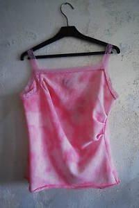 6fa850022 designer Kein Yuki LIZ LISA style pink ombre tie dye lace rim gyaru ...