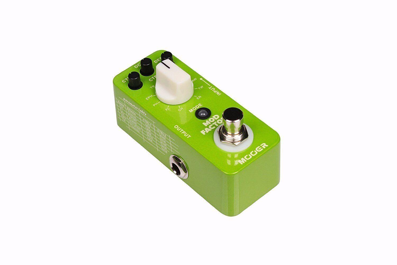 Mooer MMF1 Mod Factory Electric Guitar Single Effect