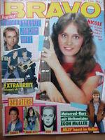 BRAVO 21 - 1982 (0) Nicole Kabir Bedi Joachim Witt Joan Jett Udo Shaky Vera Kaa