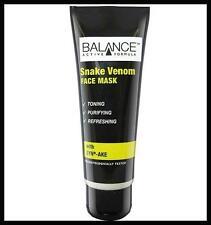 Balance Active Veneno de Serpiente Máscara Facial Anti-Arrugas Crema Hidratante envejecimiento de tóner