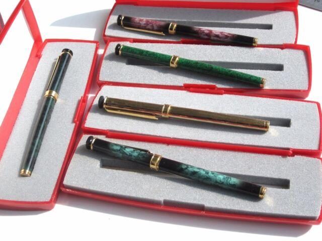 New Old Stock  Vintage Fountain Pen LUCKY Wing Sung 521 Fountain Pen Fine Nib