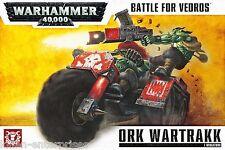 Warhammer 40,000 Battle for Vedros Ork Wartrakk 20-09 40K