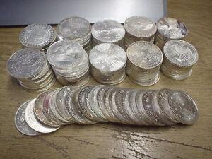 ANGEBOT-10-x-10-DM-Gedenkmuenzen-aus-1998-2001-925-Silber-Investorenpaket