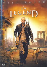 I Am Legend DVD