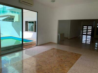 Casa en Renta de 3 Recàmaras y con Piscina y Estudio TV en Residencial Cumbres, Cancùn