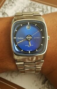 ZODIAC-Astrographic-SST-Automatic-Mens-Vintage-Watch