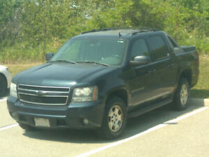 2008 Chevy AVALANCHE for sale