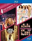 4 Film Favorites Romantic Comedy 4pc Special BLURAY