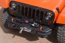 07 18 Jeep Wrangler Jk New Front Narrow Version Off Road Bumper Mopar Oem