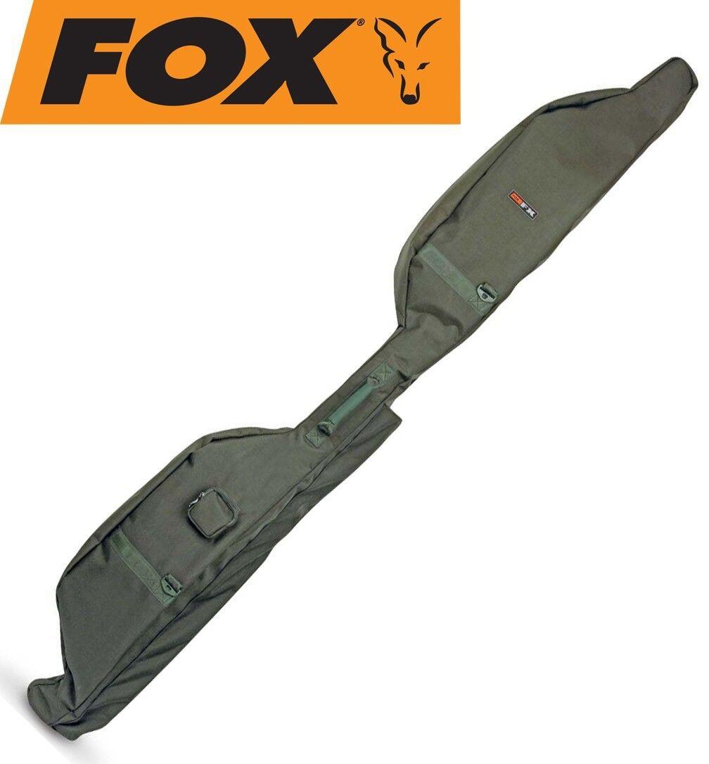 Fox Fox Fox FX 13ft 6-rod Sleeve 3up/3down - Rutentasche für Angelruten und Zubehör 8a7e14