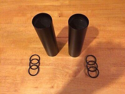 LED Indicators for Victory Vegas /& 8 Ball Prison Style Crinkle Matt Black Steel