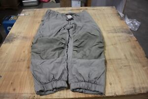 Extreme-Cold-Weather-Insulated-Ski-Snow-Pants-GEN-III-ECWS-Primaloft-Large-NEW