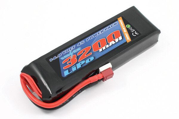 Voltz 3200mAh 4S 14.8v 30C LiPo Battery
