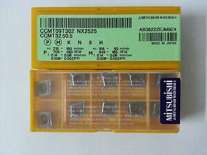 10pcs//box  MITSUBISHI CCMT09T304 NX2525 CCMT32.51 Carbide Insert