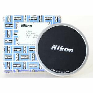Nikon 108mm Objektivdeckel Metall / E-108 Frontdeckel für das Reflex 11,0/1000