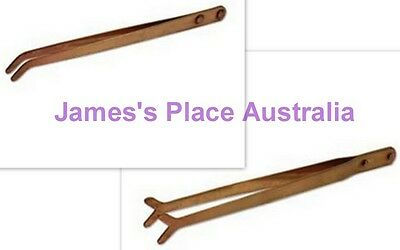 Copper Tongs - various styles - for Use with Pickling solutions