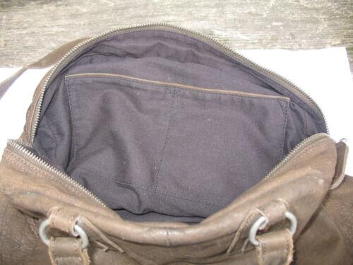 Nieten Braun Liebeskind Handtasche Mit Leder Orginal Berlin qWXSdRwgY