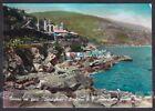 IMPERIA BORDIGHERA 101 CAPO AMPELIO Cartolina FOTOGR. viagg. 1955 SCIUPATA !!!