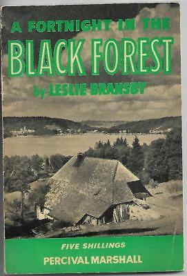 2019 Mode A Fortnight In The Black Forest (fortnight Holiday Series)