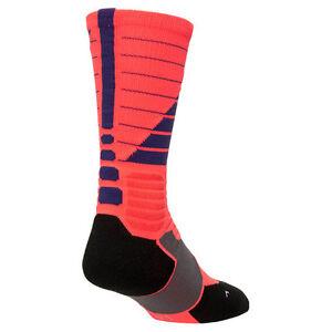 e4706ddae222 Nike Hyper Elite Power Up Men s Basketball Crew Socks Style SX5138 ...