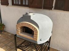 Portuguese Brick Pizza Oven 3.0 - NEW GENERATION, Outdoor Wood Fired Pizza Oven