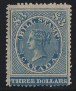 MOTON114-FB17-Federal-Bill-first-issue-1864-Canada-mint-never-hinged-cv-240