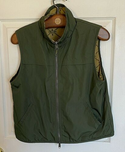 Catalina Womens Vest Size M 8/10 Fully Reversible