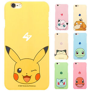 Pour Iphone Modeles Pokemon Go Couleur Mignon Dessin Anime Drole