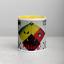 thumbnail 1 - Afghan Kite Design Coffee Mug - Stylish & Sleek ( Design name, Viking )