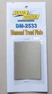 DIAMOND-TREAD-PLATE-1-24-1-25-DETAIL-MASTER-CAR-MODEL-ACCESSORY-2533