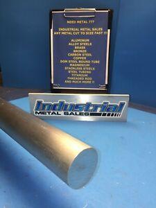 """Aluminum Round Bar 2/"""" x 48/"""" 7075-T6"""