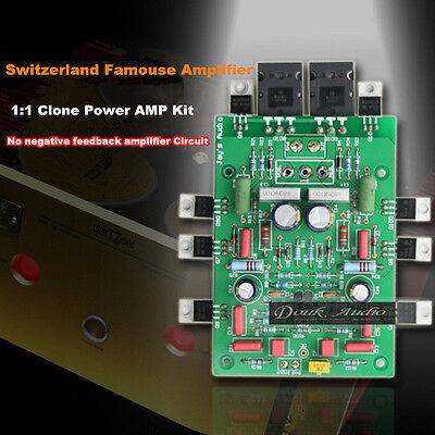 Douk Audio Non-NFB Amplifying Circuit 150W 2.0 Channel Power Amplifier DIY Kit