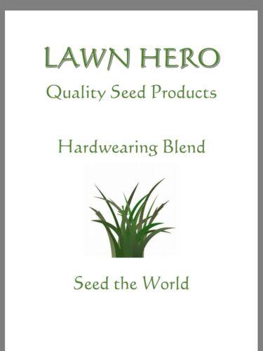 Lawn Hero Hardwearing Grass Seed Blend 500g