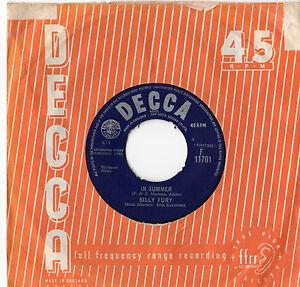 Billy-Fury-In-Summer-7-Single-1963