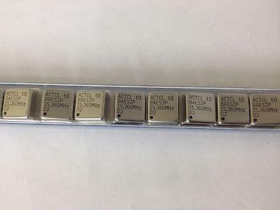 40pcs  **NEW** ACT1700 33.000 Mhz  Crystal Oscillator 4 PIN THROUGH HOLE