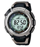 CASIO PROTREK TRIPLE SENSOR TOUGH SOLAR PRG-110-1 WATCH PRG-110-1VDR