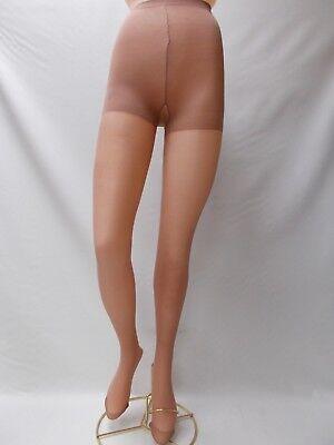 6 Pair National Mail Order Brand Run Resist Control Top Pantyhose New #4647