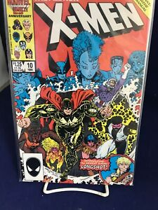 The-All-New-X-Men-Annual-10-1st-Appearance-of-Long-Shot-Art-Adams-Marvel-VF