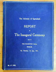 The-University-of-Queensland-Report-of-the-Inaugural-Ceremony-1911