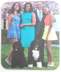The Obama Family Mousepad