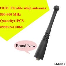 800//900 MHz Stubby Antenna for Motorola 8505241U06 NAF5042 #800ST1