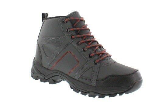 1cm Grigio 9 Aumenta Calden Moda Altezza Sneaker Ascensore Fd011 Alla HqAWwCS