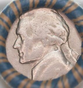 1 Roll of Unsearched 2019-d Nickels