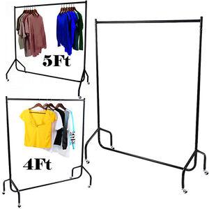 4 5 fuss schwerlast kleiderst nder w schest nder garderobenst nder kleiderwagen ebay. Black Bedroom Furniture Sets. Home Design Ideas