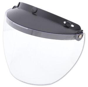 Tickas 3 Snap Flip Up Visor Wind Shield Lens