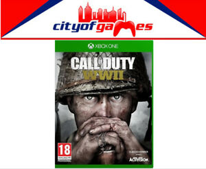 Call-of-Duty-WWII-Xbox-One-Game-Brand-New-amp-Sealed-In-Stock