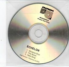 (DS412) Echelon, Windows Shut / This Room - 2005 DJ CD