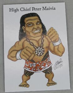 Leilani Kai Pro Wrestling Hall Of Fame 2016 Trading Card