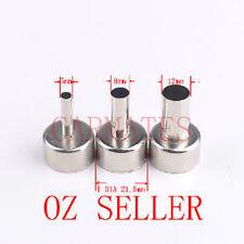 3 Nozzles for Rework Station FOR ATTEN AT858D+, AT858A, AT8586 Hot air gun OZ